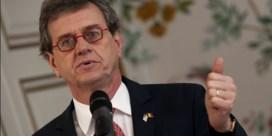 Exmar strikt VS-ambassadeur Howard Gutman