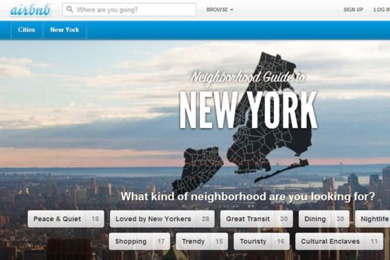 Woning verhuren met Airbnb illegaal in New York
