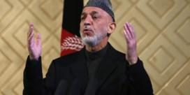 Karzai stopt in 2014 met politiek