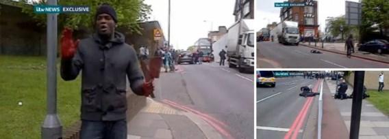 Londen geschokt door brutale moord met hakmes