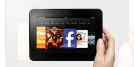 Amazon brengt Kindle Fire-tablets ook naar België