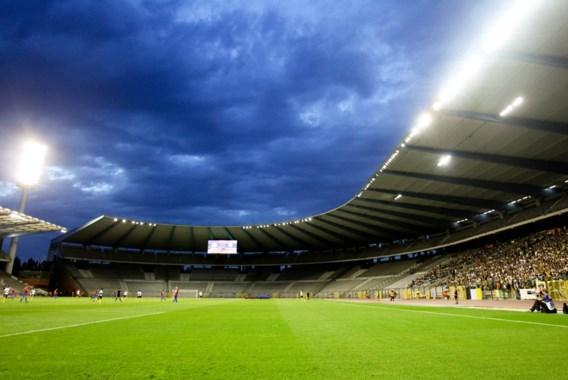 Koning Boudewijnstadion wordt afgebroken