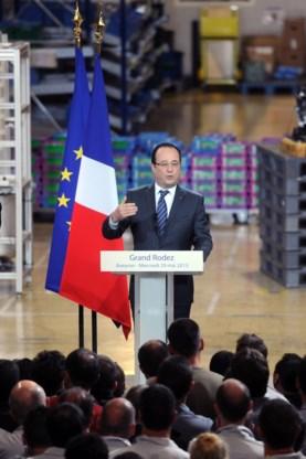 Hollande: 'Europa moet Frankrijk niets dicteren'
