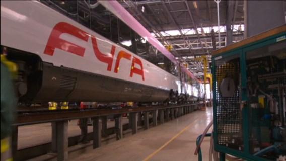NMBS krijgt 37 miljoen euro Fyra-voorschotten terug
