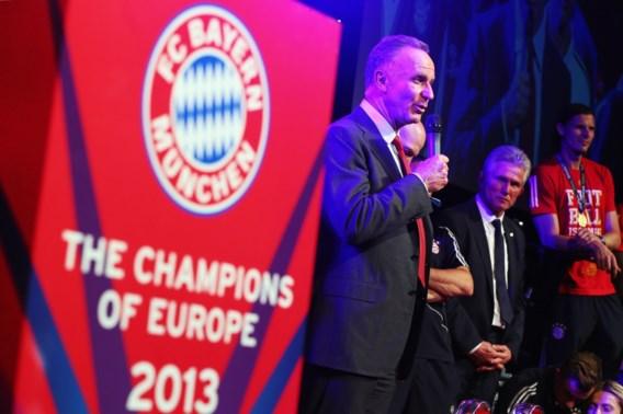 Bayern-voorzitter Rummenigge: 'Met Guardiola herbeginnen we vanaf nul'