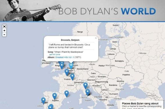 De wereld volgens Bob Dylan