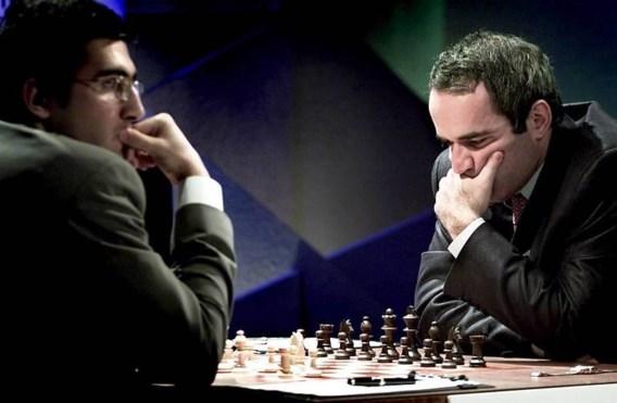 Is schaken een sport?