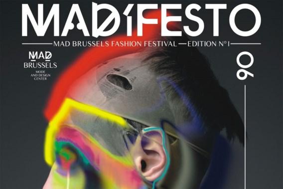 MAD Brussels lanceert eerste modefestival: Madifesto