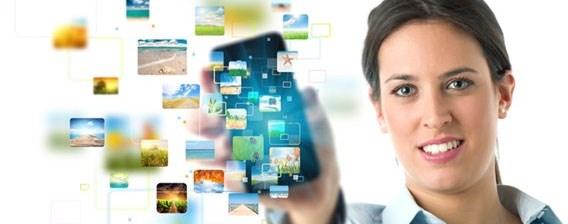 Mobiel internet streeft vast internet voorbij