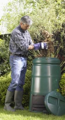 Composteren niet zonder risico's voor ademhaling