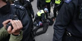 Britse politie pakt 32 G8-activisten op