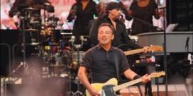 Tine hoopt dat Twitter haar tot bij Springsteen brengt