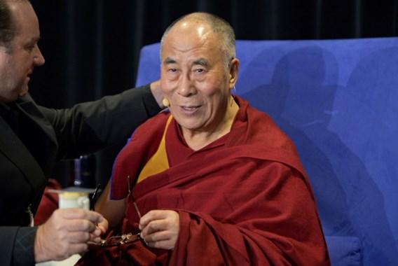 Dalai lama sluit niet uit dat een vrouw hem kan opvolgen