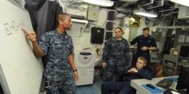Amerikaanse marine zet de CAPS LOCK uit