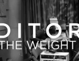 Bekijk The Weight, de nieuwe clip van Editors