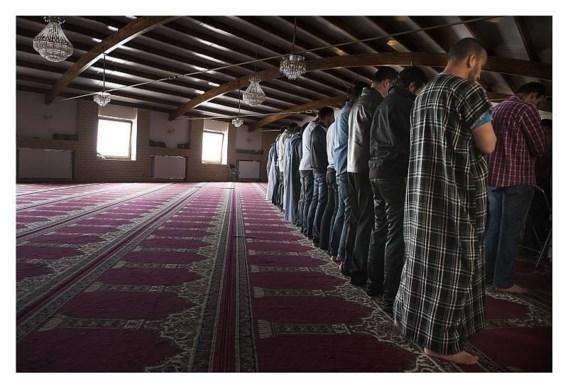 Meer moskeestewards tijdens de ramadan