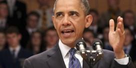 Obama prijst Ieren voor vredesproces