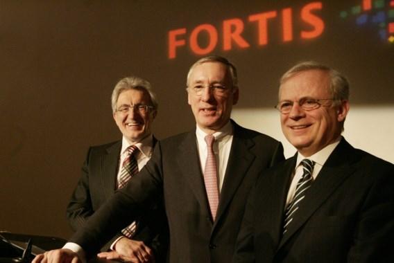 Voormalige Fortis-top krijgt boetes tot 400.000 euro