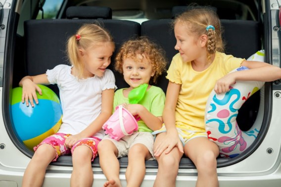 Tips voor een lange autorit met kinderen