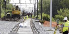 Opnieuw treinverkeer op plaats treinramp vanaf 29 juni