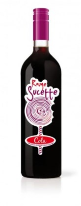 Binnenkort in uw winkel: wijn met colasmaak