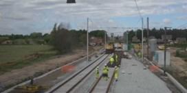Opnieuw treinen tussen Wetteren en Schellebelle