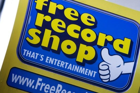 Overname Free Record Shop België geannuleerd