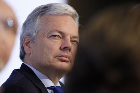 Reynders vraagt VS-ambassadeur om uitleg over spionagepraktijken