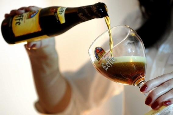 Franse biertaks treft Leffe-brouwerij