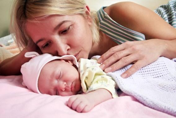 Nieuwe app helpt mama's met een slaaptekort