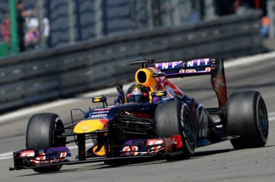 Red Bull bovenaan tijdens tweede oefensessie GP van Italië