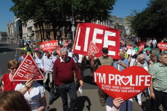 Uitstel voor abortuswet in Ierland