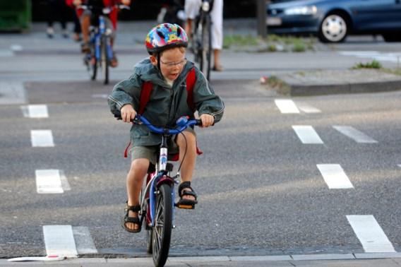 '431 zwaargewonden minder per jaar met fietshelm'