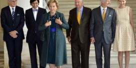 IN BEELD. Koning luncht met ministers-presidenten