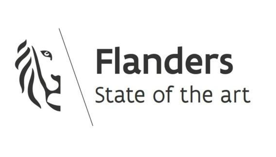 Vlaanderen pakt uit met nieuw logo
