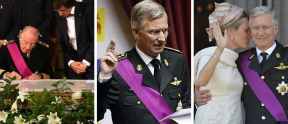 Overzicht: emotionele troonswisseling voor koninklijke familie