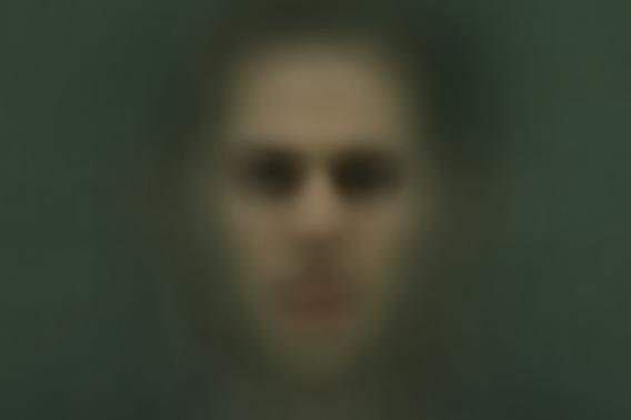 Het gemiddelde gezicht van een film