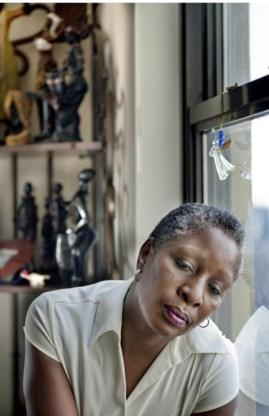 Elaine Riddick, één van de 7.600 mensen die verplicht werden gesteriliseerd, in North Carolina alleen.