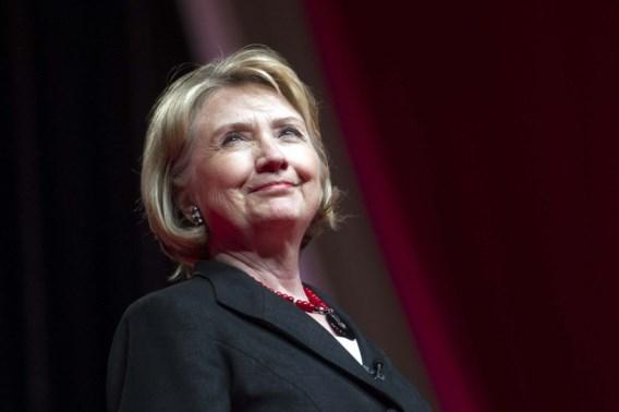 NBC maakt miniserie over Hillary Clinton