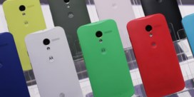 Moto X: de eerste smartphone van Google en Motorola