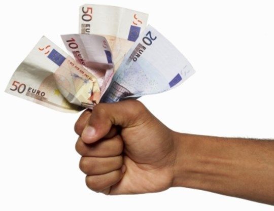 Hoe wordt een bijverdienste belast?