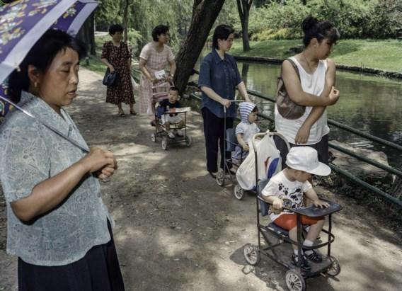 Carl De Keyzer, De zoo van Sjanghai, 1997.