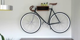 Uw fiets als pronkstuk in de huiskamer