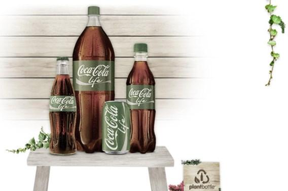 Coca-Cola introduceert groene variant met stevia