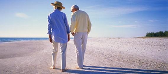 In 2060 twee werkenden voor één gepensioneerde