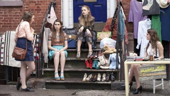 Hannah (Lena Dunham, l.), Shoshanna, Jessa en Marnie: vier meisjes op zoek naar ervaringen in New York.