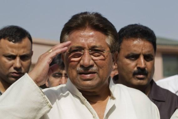 Musharraf officieel beschuldigd van moord op Benazir Bhutto
