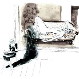 illustratie Randall Casaer