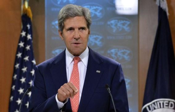 Kerry: 'Dit is geen spelletje. Het moet echt zijn.'