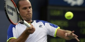 Xavier Malisse sneuvelt in eerste ronde US Open